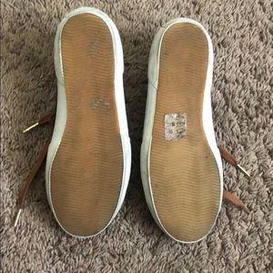 Michael Kors Shoes - Women Michael kors tennis shoes tan and brown